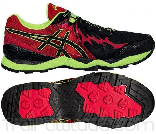 The New Asics Fujiendurance