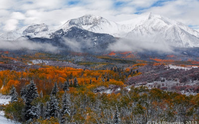 Winter Trails Of The Roaring Fork Valley