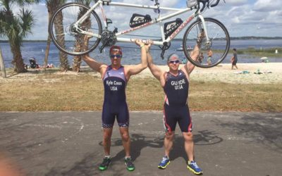 Kyle Coon's CAMTRI American Championship Race Report