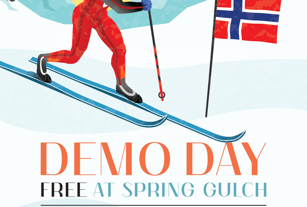 Nordic Demo Day At Spring Gulch – Free Lessons