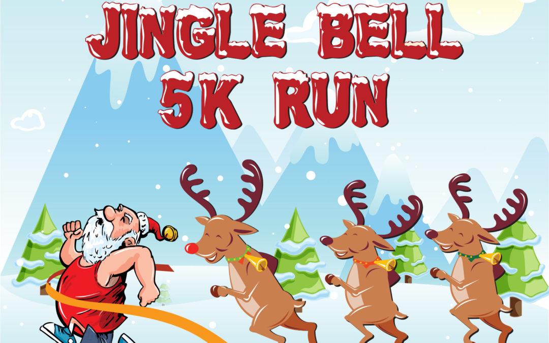 11th Annual Jingle Bell Run – December 22nd