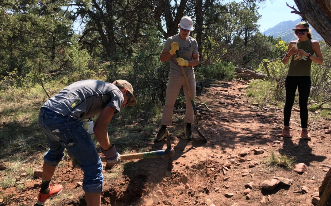The Lorax Trail Work Day – Volunteers Needed