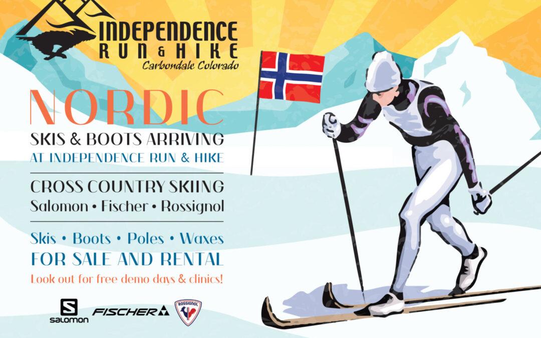 Nordic Gear Is In